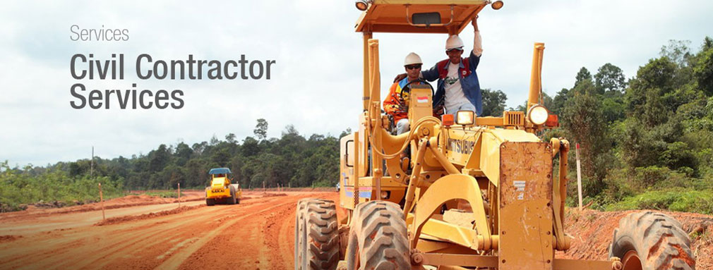 civil works contractor services